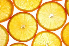 Free Orange Slice Royalty Free Stock Images - 13829999