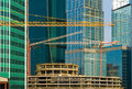 Free Skyscraper Under Construction Royalty Free Stock Photo - 13830995