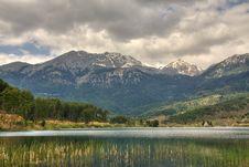 Free Doksa Lake Korinthia Hellas Stock Images - 13830584