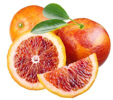 Free Sicilian Red Oranges With Sections Royalty Free Stock Photos - 13830588