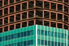 Free Skyscraper Under Construction Stock Photography - 13830902