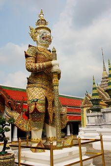 Grand Palace Royalty Free Stock Photo