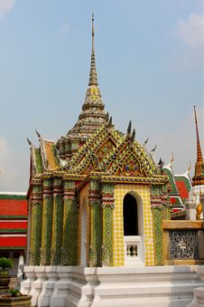 Free Grand Palace Stock Images - 13831804
