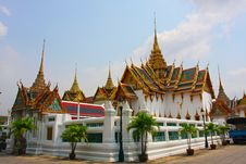 Free Grand Palace Stock Photography - 13831902
