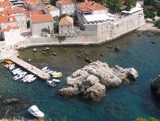 Free Beautiful View Of Dubrovnik Stock Photos - 13831983