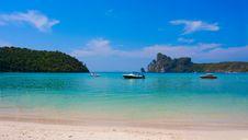 Free Beach Royalty Free Stock Photo - 13832155