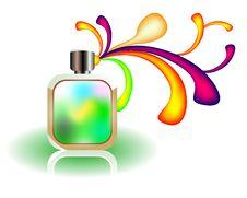 Free Perfume Bottle Stock Photo - 13832250