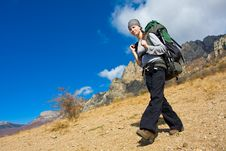 Free Hiking Royalty Free Stock Photos - 13833058