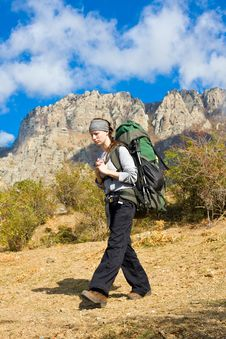 Free Hiking Stock Photography - 13833102