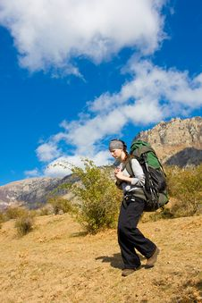 Free Hiking Stock Photography - 13833152