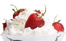 Free Strawberry Smoothie Stock Photo - 13833480