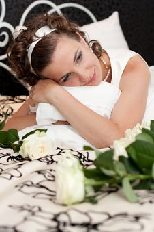 Free Bride Stock Photography - 13833792