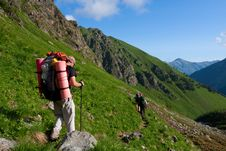 Free Hiker Stock Images - 13833844