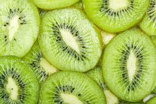 Free Kiwi Background Royalty Free Stock Images - 13833869