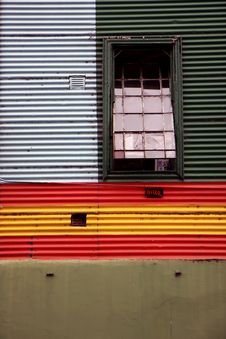 La Boca In Buenos Aires, Argentina Royalty Free Stock Photo
