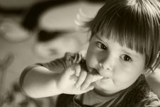 Free The Taste Of Childhood Royalty Free Stock Image - 13833986
