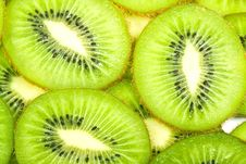 Free Kiwi Background Royalty Free Stock Photography - 13834037