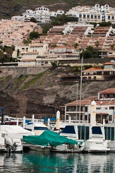 Free Tenerife Coast Stock Photo - 13834130