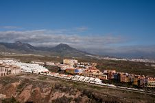 Free Tenerife Volcano Stock Photography - 13834462