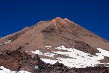 Free Tenerife Volcano Stock Image - 13834871