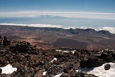 Free Tenerife Volcano Stock Photo - 13834920