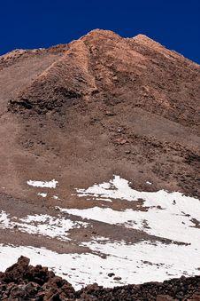 Free Tenerife Volcano Royalty Free Stock Photos - 13834958