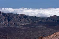 Free Tenerife Volcano Stock Images - 13835174