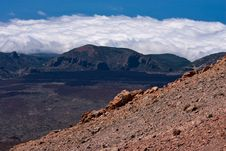 Free Tenerife Volcano Royalty Free Stock Photo - 13835235