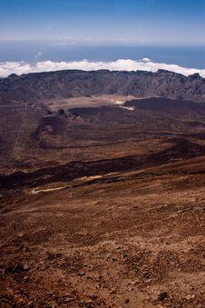 Free Tenerife Volcano Stock Images - 13835334