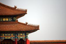 Free Forbidden City Stock Image - 13835371