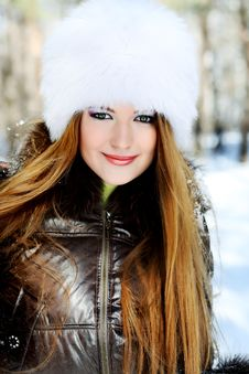 Free Seasonal Portrait Royalty Free Stock Photo - 13835445