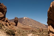 Free Tenerife Volcano Stock Photography - 13835462