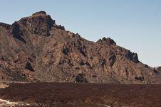 Free Tenerife Volcano Royalty Free Stock Image - 13835496