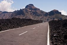 Free Tenerife Volcano Stock Photography - 13835602