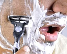 Free Hard Shave Royalty Free Stock Photos - 13836008