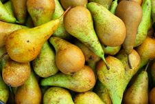 Free Juicy, Sweet Pears Stock Images - 13836264