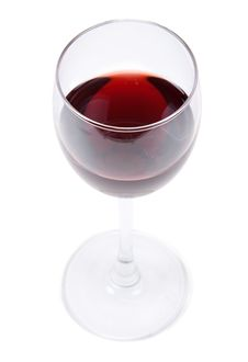 Free Tall Wine Glass Red Wine Stock Photo - 13836610
