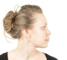 Free Makeup Process  Shot �1 Stock Photography - 13837032