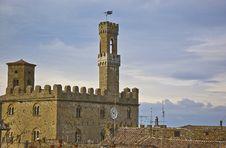 Volterra, Tuscany Style Royalty Free Stock Image