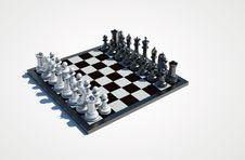 Free Chessboard Stock Photo - 13838480