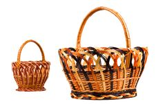 Free Wicker Baskets Stock Images - 13838934