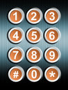 Free Numbers Royalty Free Stock Image - 13848836