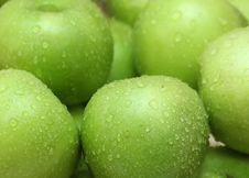 Free Green Apples Stock Images - 13840984