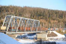 Free Rail Transportation Royalty Free Stock Photography - 13841287
