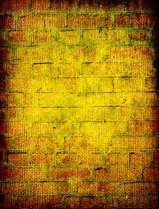 Free Grunge Brick Wall Royalty Free Stock Photography - 13842877