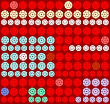Free Spangles A Background Stock Photo - 13843540