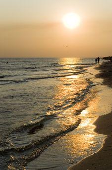 Free Sunset Royalty Free Stock Photos - 13843948