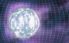 Free Disco Ball Abstract Background Stock Photo - 13844400
