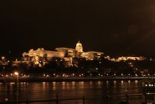 Budapest By Night Stock Image