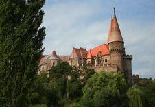 Free Castle In Transylvania Stock Photos - 13845343